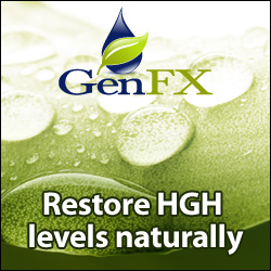 GenFx Restore HGH Levels Naturally